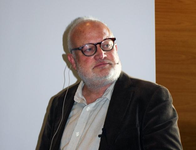 Eksporten av plastavfall til materialgjenvinning er så langt ingen vakker historie, sa Jim Puckett på Arendals-uka.