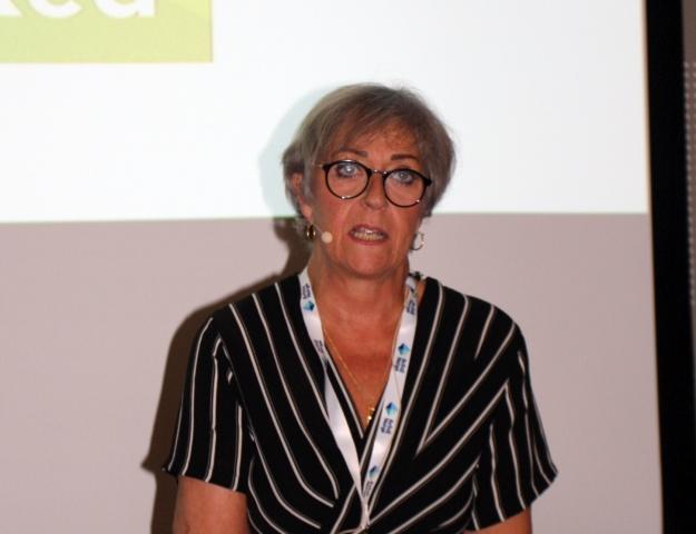 Avfall Norges styreleder Berit Pettersen mente tiden er moden for gi Avfall Norge et nytt navn og foreslo spøkefullt gjenbruk av navnet NSB.