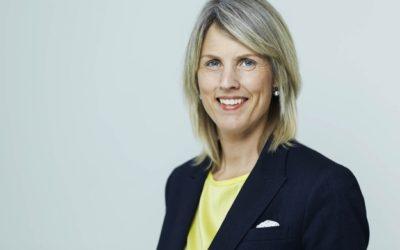 Etter et kort opphold hos byggentreprenøren Ø.M. Fjeld vender Cecilie Lind nå tilbake til bransjen og blir ny næringspolitisk sjef i Avfall Norge.