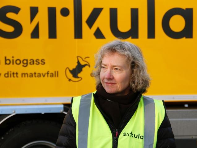 Direktør Grethe Olsbye i Sirkula vil etter vedtaket i representantskapet få mange nye ansatte neste år. Foto: Astri Kløvst