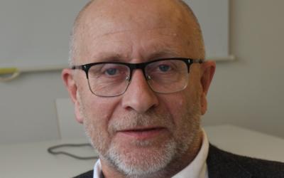 POSITIV: Hans Petter Karlsen leder 720 ansatte i Renovasjons- og gjenvinningsetaten i Oslo kommune. Han mener det er fornuftig av departementet å gå en runde til med den sirkulære strategien.