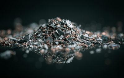 Fortum utvider resirkuleringen av elbilbatterier med et nytt mekanisk prosesseringsanlegg som åpner nå i februar. Foto Fanny Haga