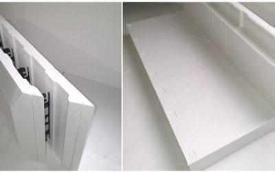 BEWi har lyktes med et gjennombrudd i produksjon av et nytt EPS-produkt i 100 prosent resirkulert byggemateriale. FOTO: BEWI INSULATION