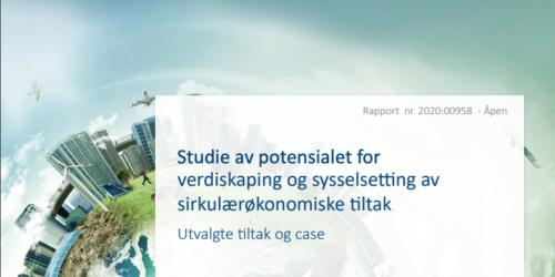 Forside SINTEF-rapport