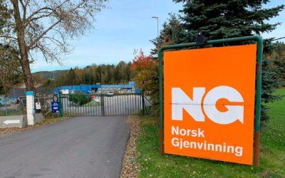 Miljødirektoratet varsler tvangsmulkt på 100.000 kroner dersom de ikke får rapporten fra Norsk Gjenvinning i Porsgrunn innen fristen.