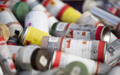 I Askim tilbys nå Fortums industrikunder mellomlagring og transport av farlig avfall til sluttbehandling på Fortums anlegg andre steder i Norden. Foto: Fortum
