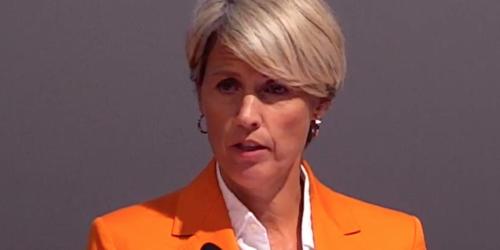 OVERFOKUSERT: Direktør Cecilie Lind i Avfall Norge mente problemet med forsøpling og manglende gjenvinning av plastemballasje får mer oppmerksomhet enn det fortjener. Men hun kom likevel med åtte råd om hvordan vi skal løse det.