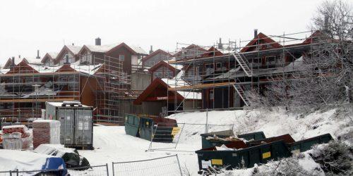 FÆRRE KONTEINERE: Et prosjekt som skal utvikle en metode for avfallsfrie byggeplasser, har fått 66,5 millioner kroner i støtte fra Grønn plattform.